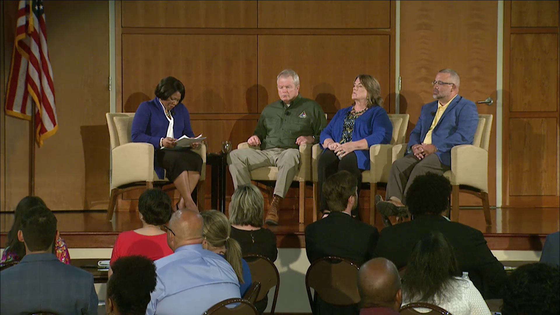 Town Hall: Panel on Hurricane Disaster Recovery