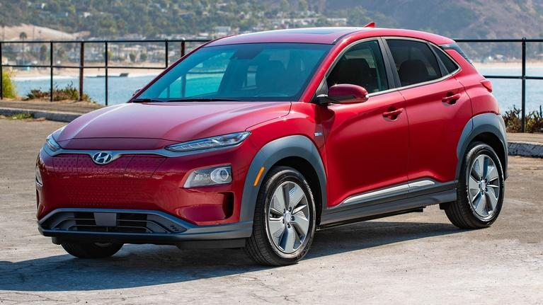 MotorWeek: 2019 Hyundai Kona Electric & 2019 Honda Passport