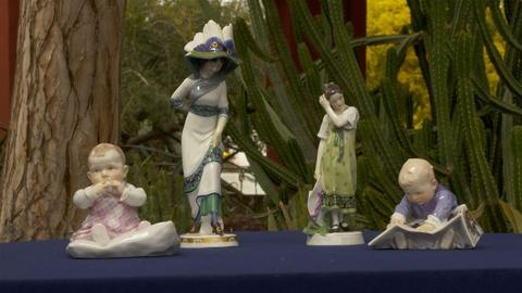 S24 E11: Appraisal: Meissen Figurines, ca. 1915