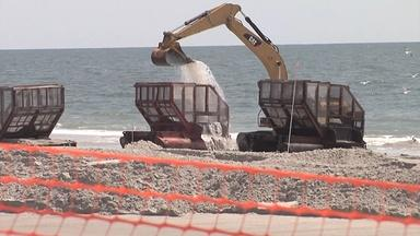 High tides caused by snowstorms threaten Jersey Shore towns