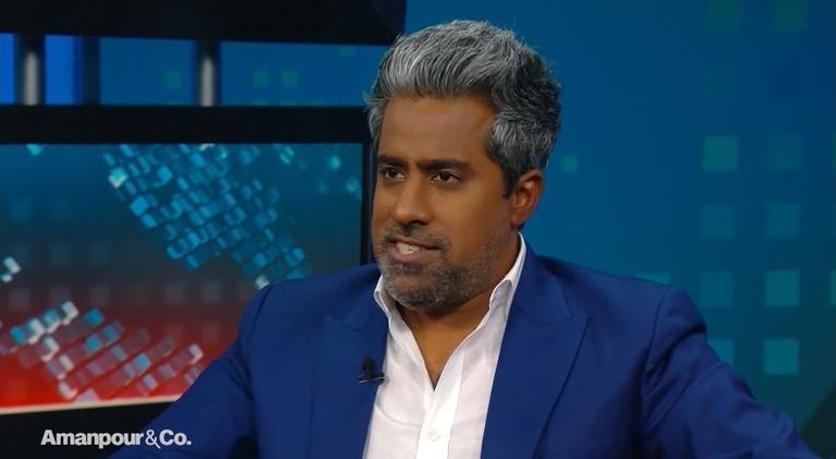 Amanpour and Company: Anand Giridahahdas