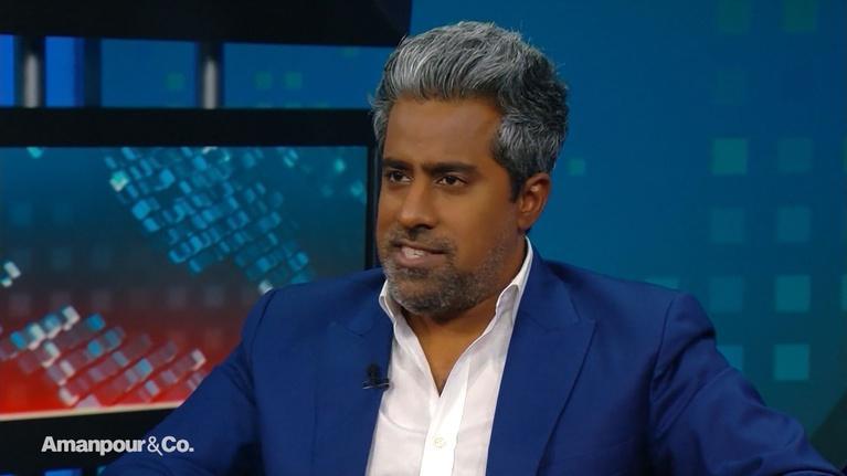 Amanpour and Company: Anand Giridharadas