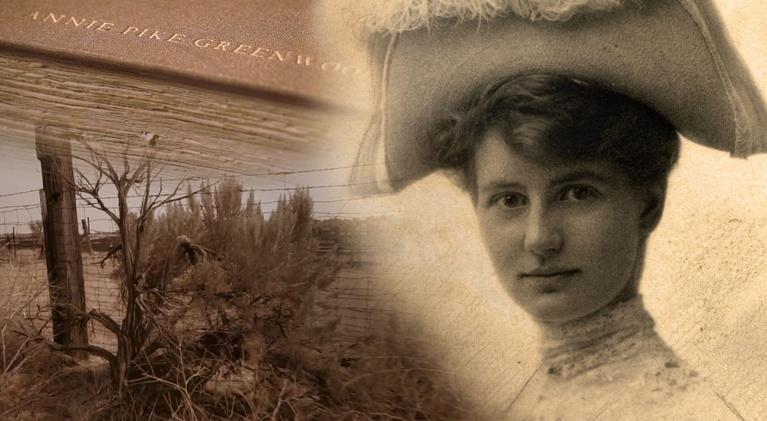 Idaho Experience: We Sagebrush Folks: Annie Pike Greenwood's Idaho