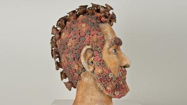 Artist George Rodriguez on his George series