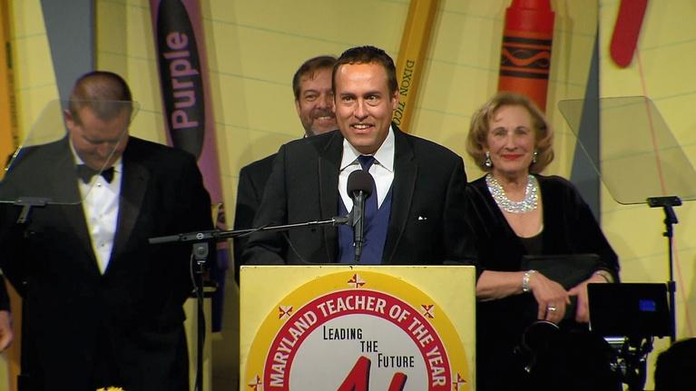 MPT Specials: Maryland Teacher of the Year 2017-18
