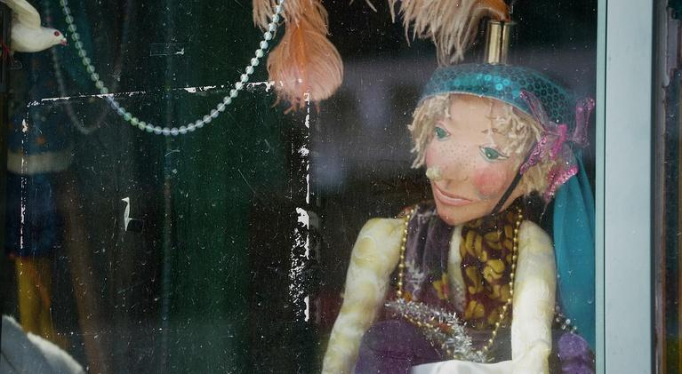 Greetings from Iowa: EULENSPIEGEL PUPPET THEATRE (West Liberty, IA)