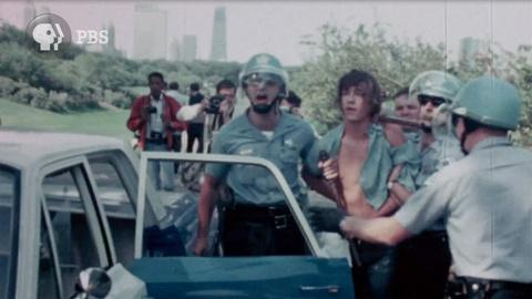 The Vietnam War | Broadcast Version -- Clip: Episode 7 | Protests in Chicago, 1968