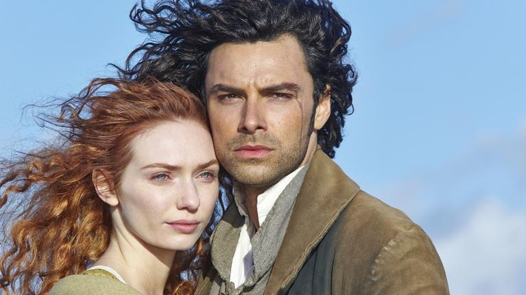 Poldark: Best Scenes: Julia