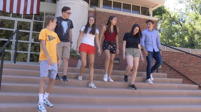 NJTV News: $100M donation helps improve diversity at prep school