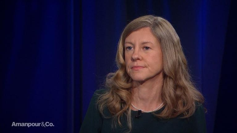 Amanpour and Company: Iraq War Whistle Blower Katharine Gun Shares Her Story