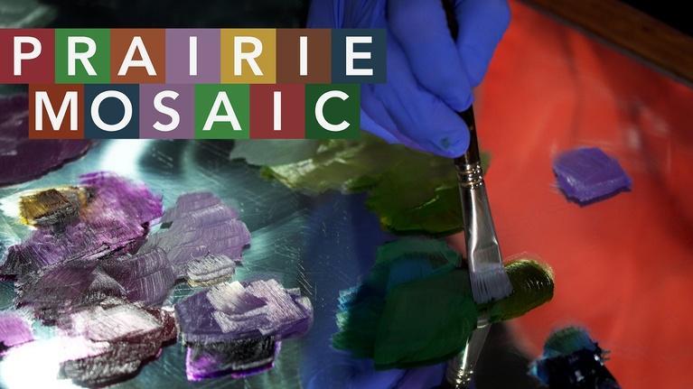 Prairie Mosaic: Prairie Mosaic 1102