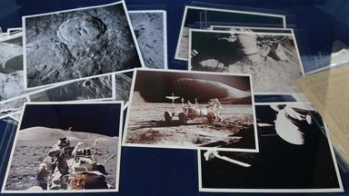 Appraisal: Apollo 14 & 17 Photograph Archive