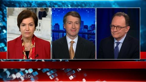 Amanpour and Company -- An Expert Panel Discusses the House Impeachment Vote
