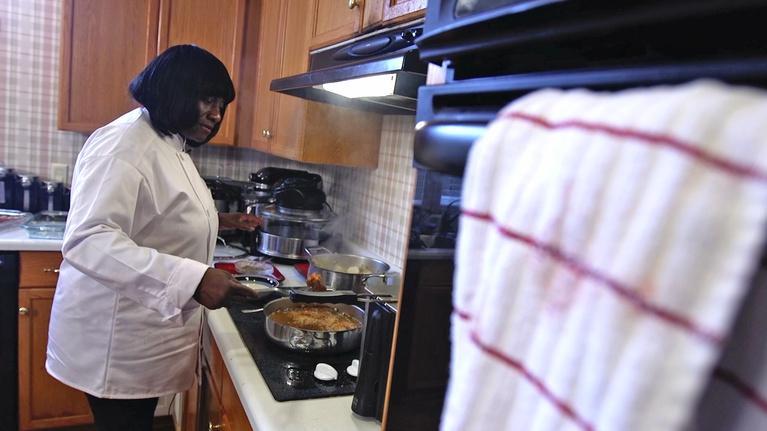Original SC: Gullah Chef Sallie Ann Robinson