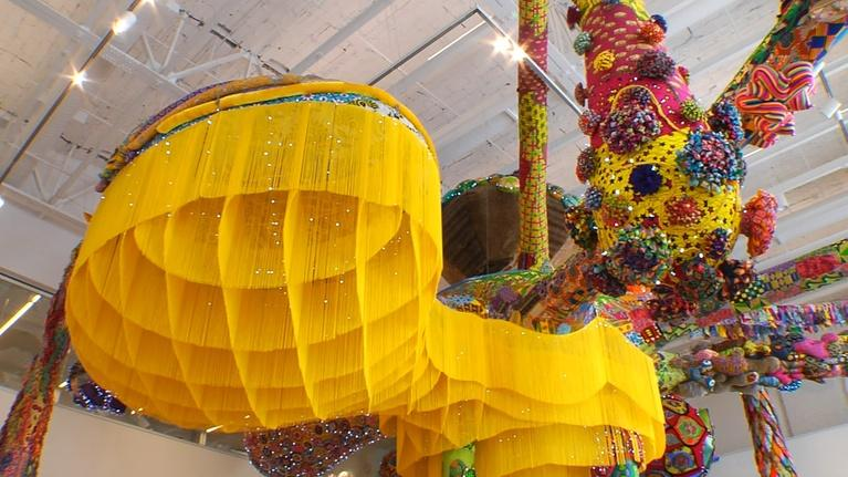 Open Studio with Jared Bowen: MassArt Art Museum, Ice Dance International, and more