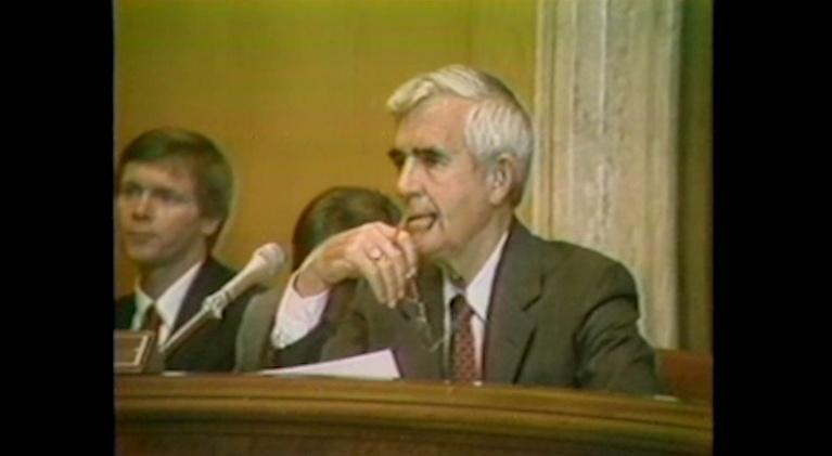 Vegas PBS Documentaries: 50th Anniversary Vintage Program Featuring Paul Laxalt