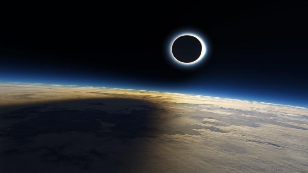 Solar Eclipse: North Carolina image