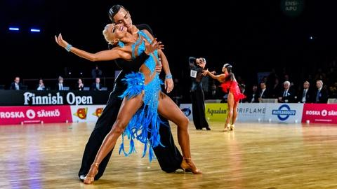 World Dancesport Grandslam Series – 2017