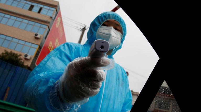 PBS NewsHour: People may be catching novel coronavirus without symptoms