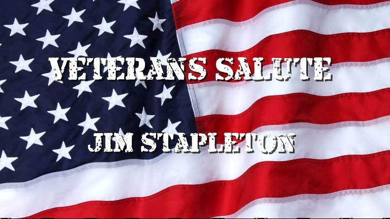 VETS: Stories of Service: Jim Stapleton