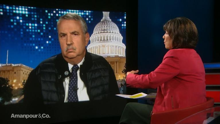 Amanpour and Company: Thomas Friedman, New York Times Op-Ed Columnist