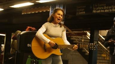 My Everyday Hustle: The Subway Performer Preview