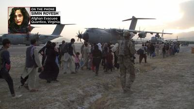 Amanpour and Company | A Mission to Rescue 500 Afghans