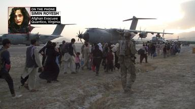 A Mission to Rescue 500 Afghans