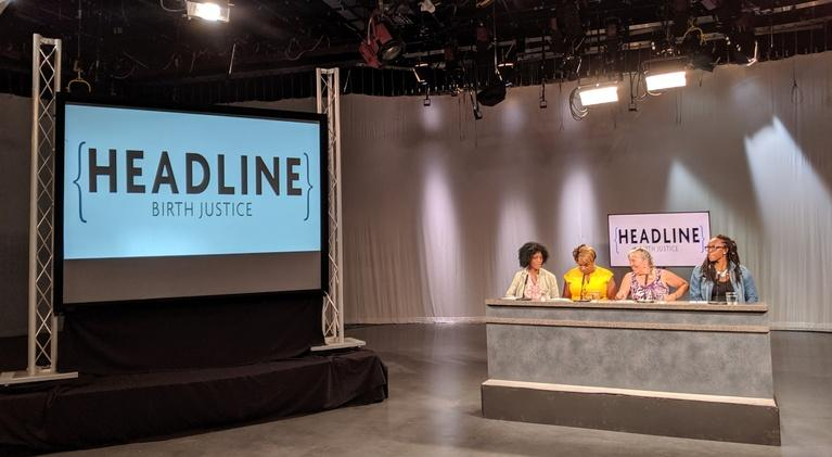 Headline: Birth Justice | Panel Discussion