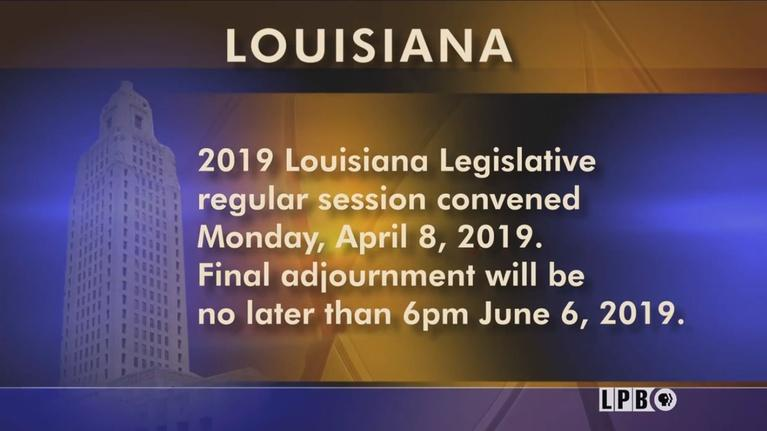 Louisiana: The State We're In: Louisiana: The State We're In - 4/12/2019