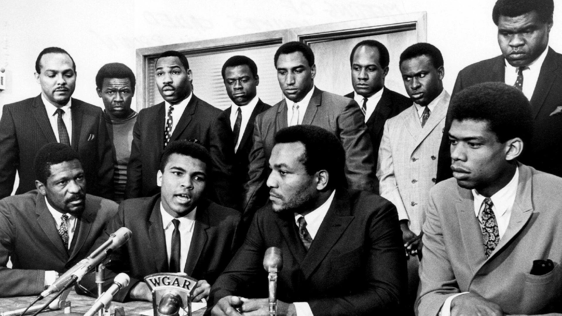 Ali, Activism & The Modern Athlete