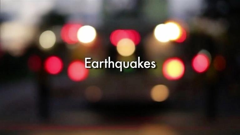 Ready Tennessee: Earthquakes