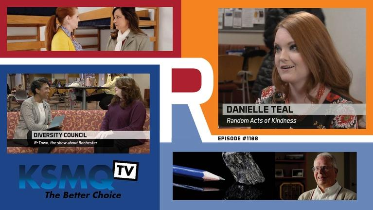 R-Town: Danielle Teal, Bill Bean, Dee Sabol
