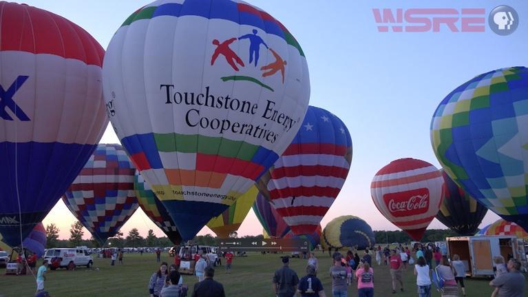 In Your Own Backyard: The Gulf Coast Hot Air Balloon Festival