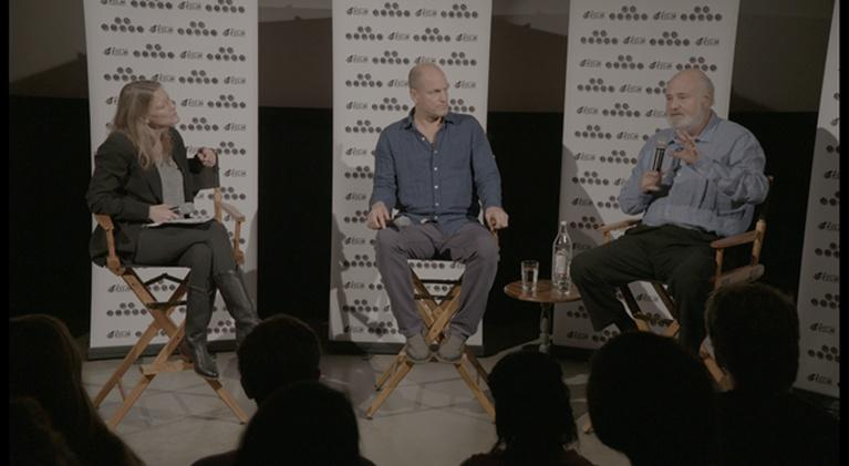 On Story: LBJ: A Conversation with Rob Reiner & Woody Harrelson