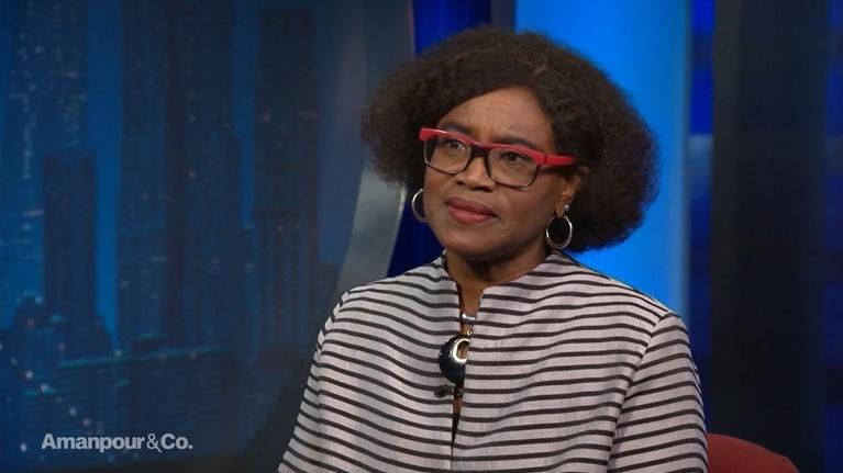 Amanpour and Company: Rev. Irene Monroe on LGBTQ Issues in Religious Communities