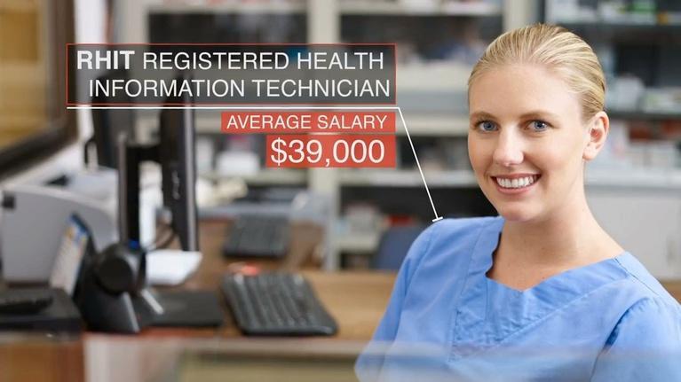 WVPB American Graduate: Health Information Technician
