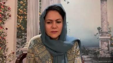 Peace Negotiator Fawzia Koofi on the War in Afghanistan