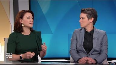 Tamara Keith and Amy Walter on immigration, COVID vaccines