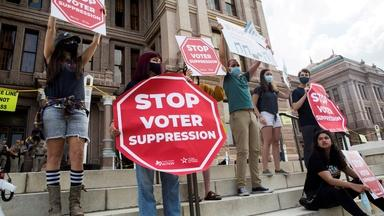 Texas at odds with Biden administration on critical issues