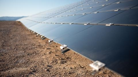 Earth Focus -- Moapa Solar Plant Addressed Injustice, Economy and Energy