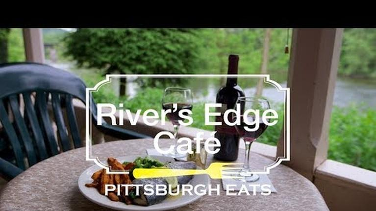 Pittsburgh Eats: River's Edge Cafe