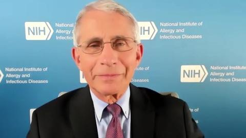 Dr. Fauci: I Won't Be Distracted By Death Threats