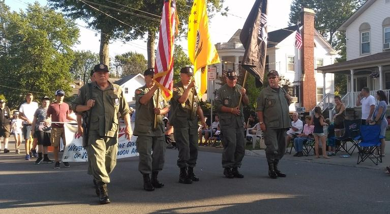 Our Vietnam Voices: Vietnam Veterans of America - Chapter 77