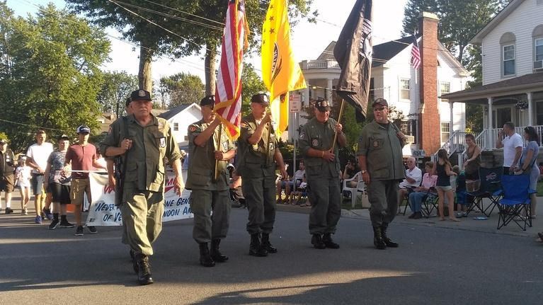 Our Vietnam Voices: Vietnam Veterans of America - Chapter 77