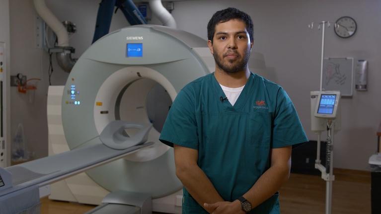 What It Takes: Nuclear Medicine Technologist Matt Silva