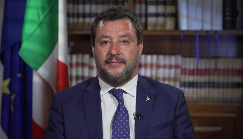 Matteo Salvini on His Role as Italy\'s Deputy Prime Minister