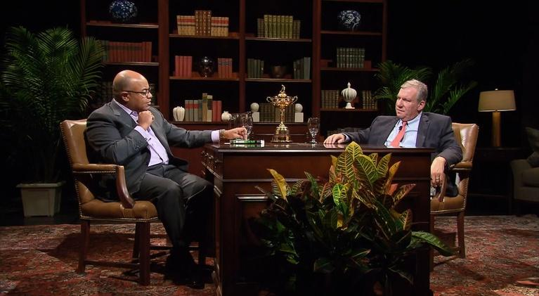Great Conversations: John Feinstein and Mike Tirico