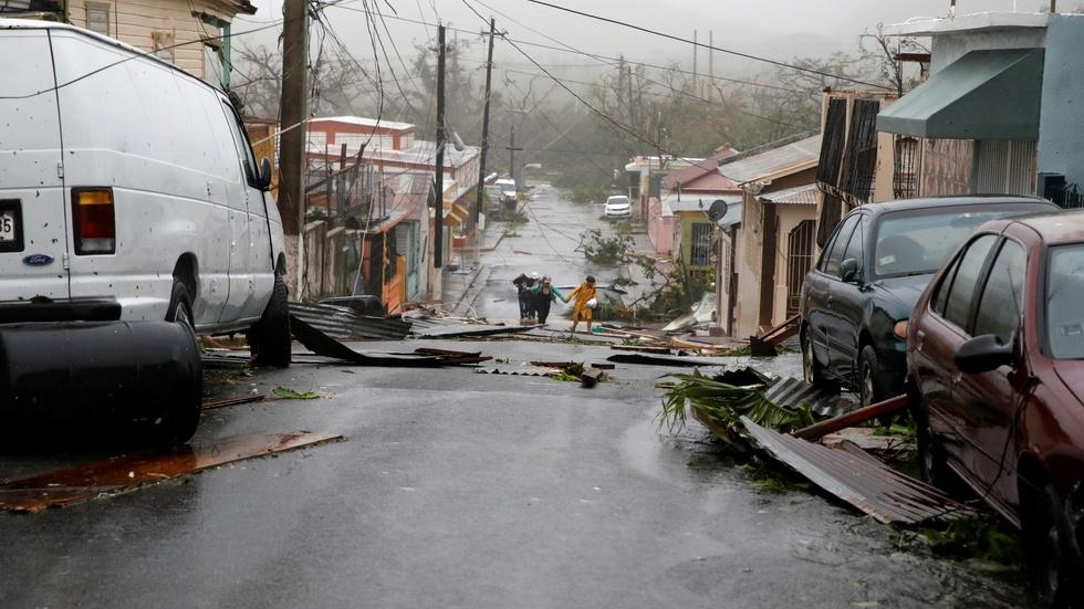Historic Hurricane Maria devastates housing in Puerto Rico image