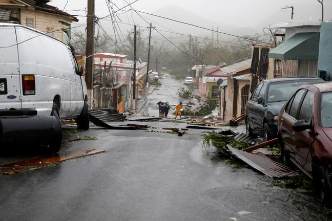 Historic Hurricane Maria devastates housing in Puerto Rico